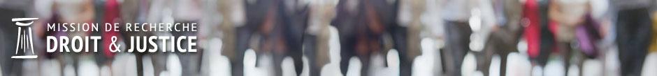 Mission de recherche Droit et Justice: Nouvx appels à projets, printemps 2015: «La comparution sur reconnaissance préalable de culpabilité» (limite: 27 mars 2015) / «l'état civil de demain» (idem) / «la déjudiciarisation» (limite 24 avr. 2015)