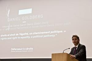 Daniel Golberg-Député de Seine-Saint-Denis (2007-2017) « Egalité des droits et droit de l'égalité, un cheminement politique »