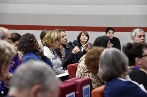 """Colloque """"Multiplication des critères de discrimination : Enjeux, effets et perspectives"""" organisé conjointement par la mission de recherche Droit et Justice et le Défenseur des droits. Paris 7e."""