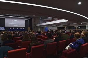 Colloque « Multiplication des critères de discrimination : Enjeux, effets et perspectives » organisé conjointement par la mission de recherche Droit et Justice et le Défenseur des droits. Paris 7e.