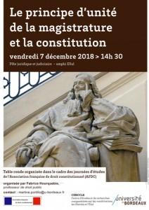 Affiche-Unité-de-la-magistrature-et-Constitution-(Table-ronde-Bordeaux---Pr