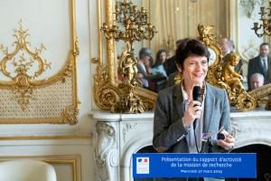 Véronique Malbec - Secrétaire générale du Ministère de la Justice. ©MJ/Dicom/Joachim Bertrand