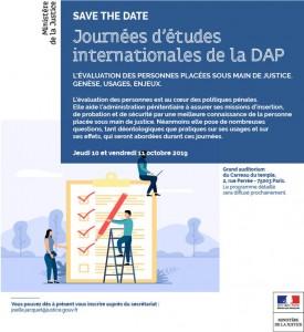 journées internationales de la DAP